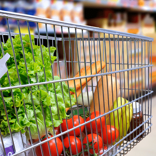 Let's Go Shopping for Nutritious Foods class in Scottsdale, AZ
